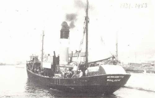Marine de pêche La20be11