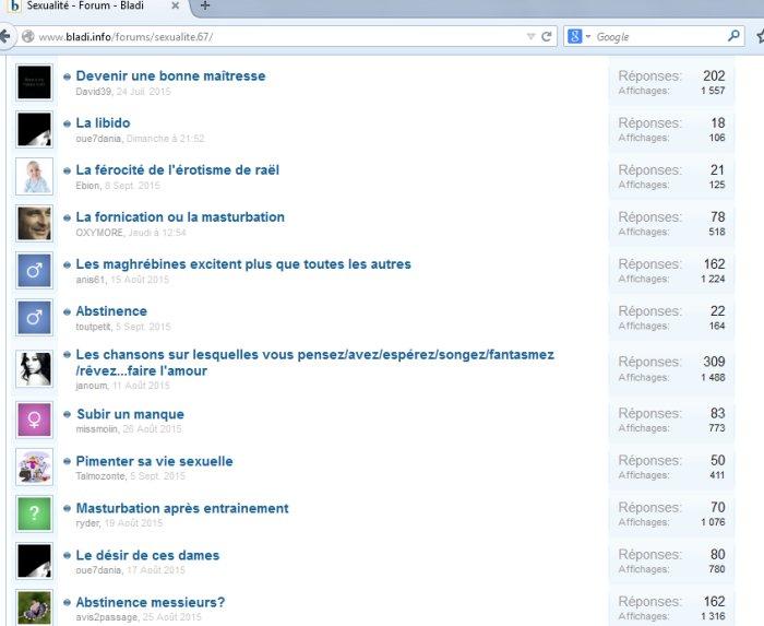 Bladinet - Bladinet Bladi info Bladi merde ... l'hameçonnage sexuel ! Bladis10