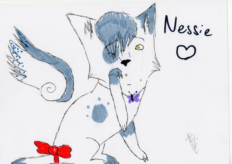 Présentation de la psychopathe Brisou Nessie10