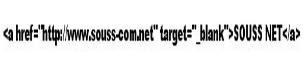 html - insereez un lien URL dans une page html Image110