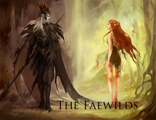 The Fae Wilds
