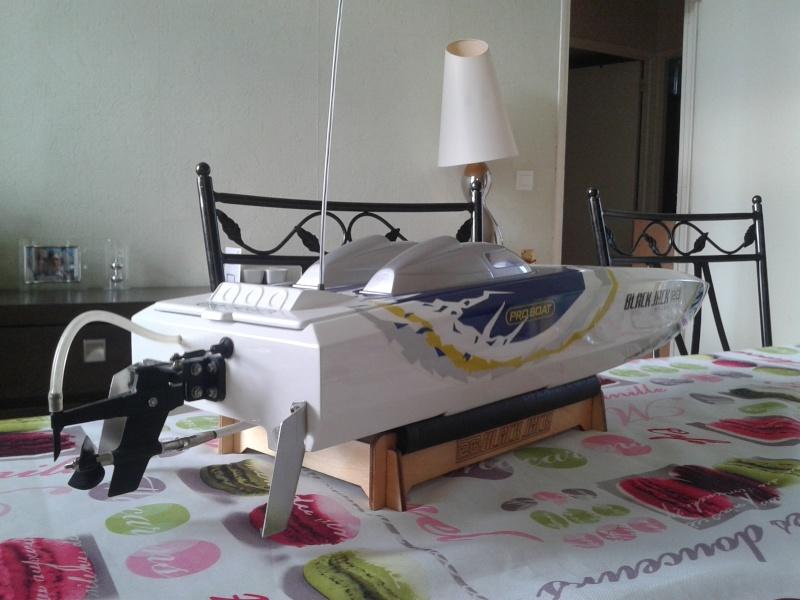 Catamaran PROBOAT Blackjack 26 Brushless 20160114