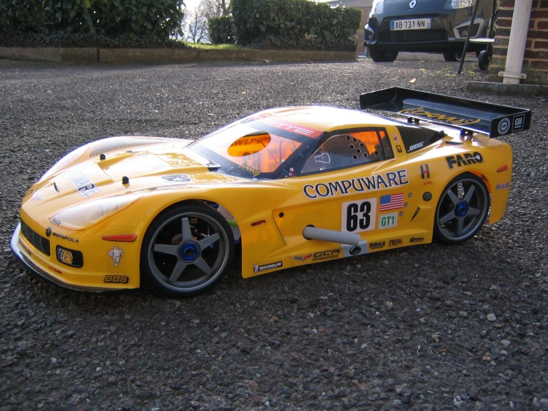 1/8ème : Kyosho Inferno GT2 Corvette C6R Img_0010