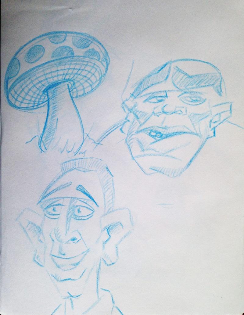Petite sélection de dessins Dessin14