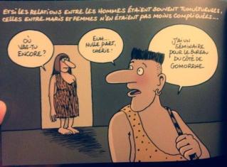 La Bible selon Le Chat de Philippe Geluck et Dieu  12615410