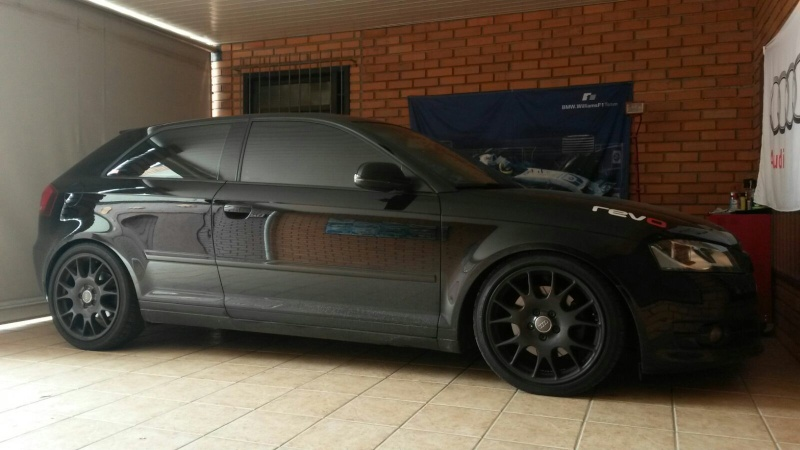 Audi a3 Sport 2011 Preto 2.0T 290CV . Daniel ! 20160123
