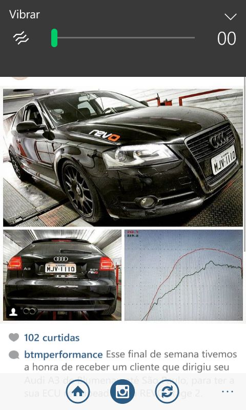 Audi a3 Sport 2011 Preto 2.0T 290CV . Daniel ! 20160127