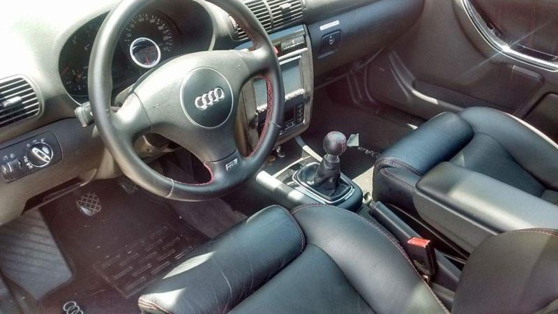 Audi a3 Preto com ups de S3 Irado 300CV ! Diego Martins 20160151