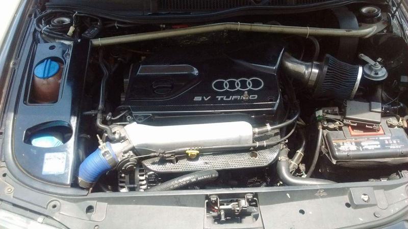 Audi a3 Preto com ups de S3 Irado 300CV ! Diego Martins 20160154