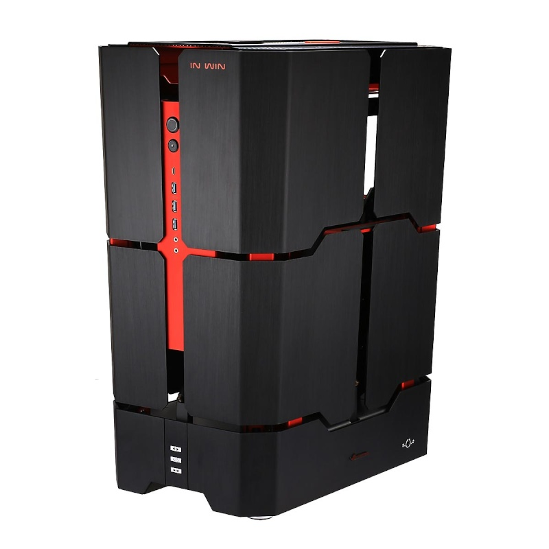 Nouveau boitier IN WIN H Tower ROG Ld000310