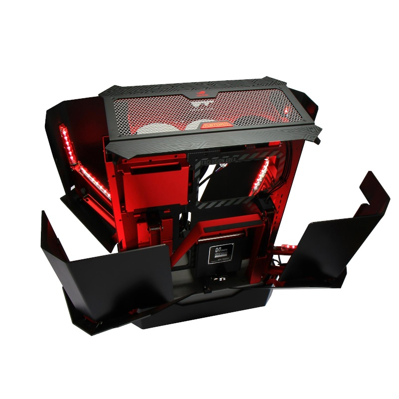 Nouveau boitier IN WIN H Tower ROG Ld000312