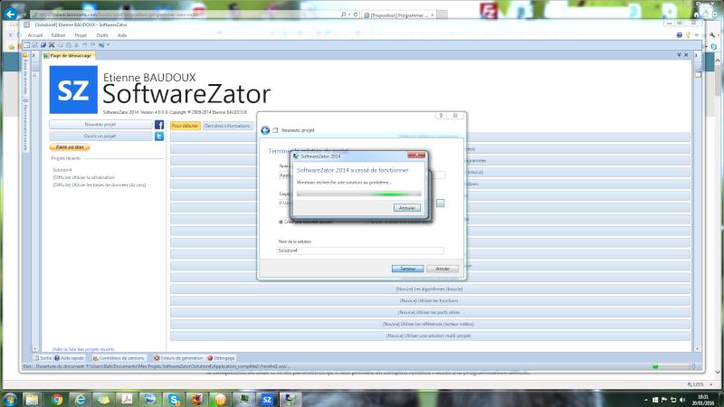 softwarezator incompatible windows 7 ? Erreur11