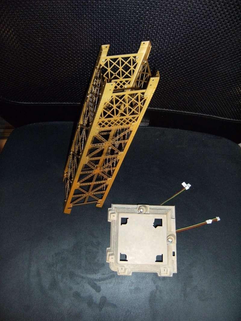 Numéro 7 - Je construis la Tour Eiffel - La Tour en chiffres 00910