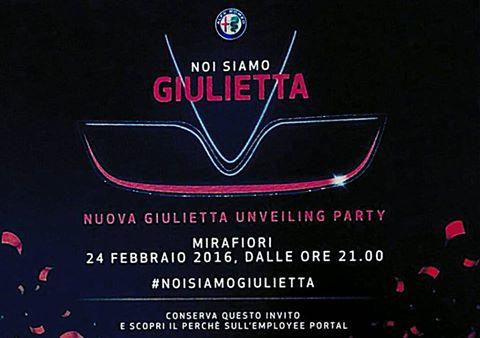 2016 - [Alfa Romeo] Giulietta restylée - Page 4 12642910