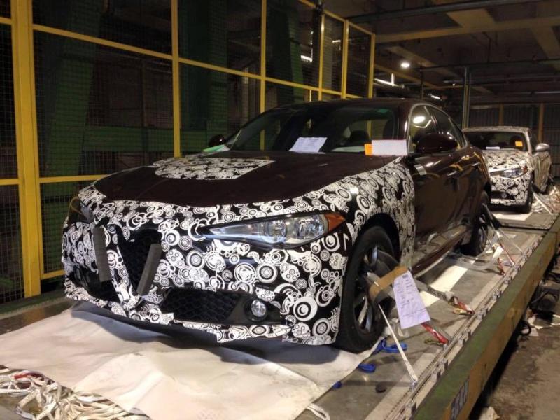 2015 - [Alfa Romeo] Giulia [Tipo 952] - Page 3 12654310