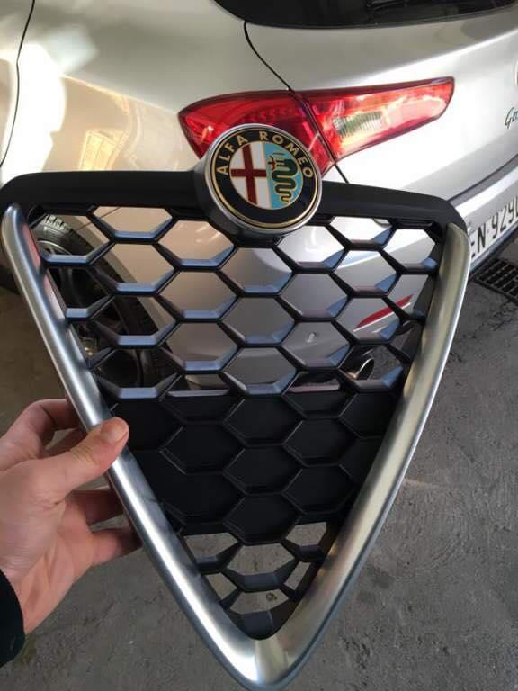 2016 - [Alfa Romeo] Giulietta restylée - Page 3 12654410