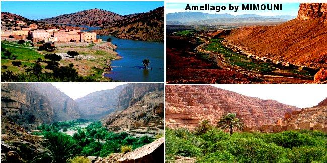 Amazigh - Une richesse jamais recensée ou limitée , celle de l'ancetre Amazigh Amella10