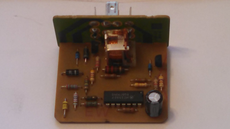 Testing Temperature Switching Relay K75_co11