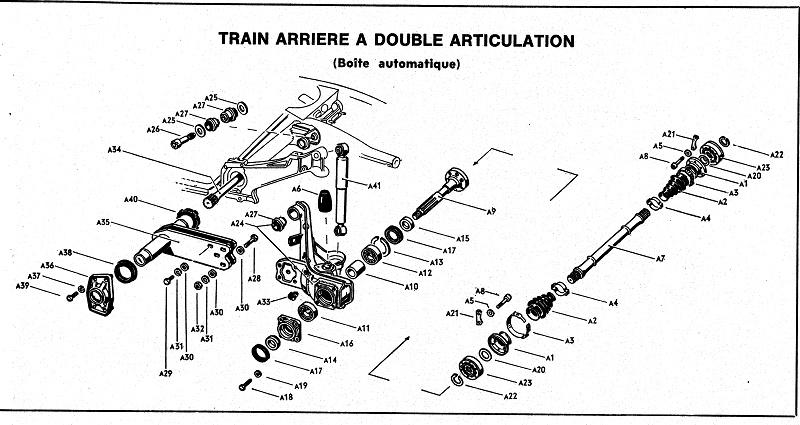 Bague Intérieure Train à cardan KG coupé 69 Schema10