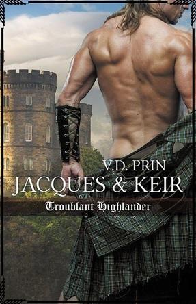 Prin V.D. - Jacques et Keir : Troublant Highlander  41930210