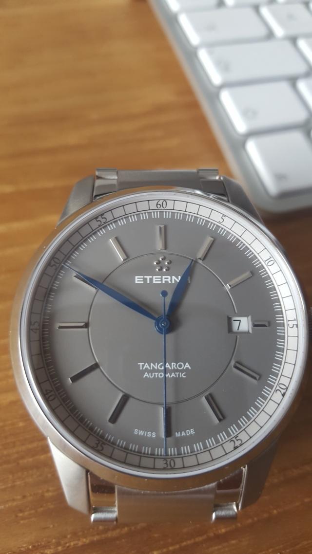 Eterna - ETERNA : gamme Tangaroa 3 aiguilles - Page 2 20160211