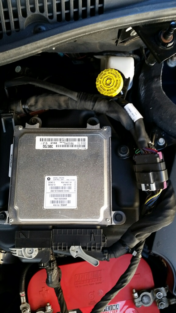 Jeep Copass 2.2 CRD 163 cv  Procedura sostituzione filtro gasolio 20160111