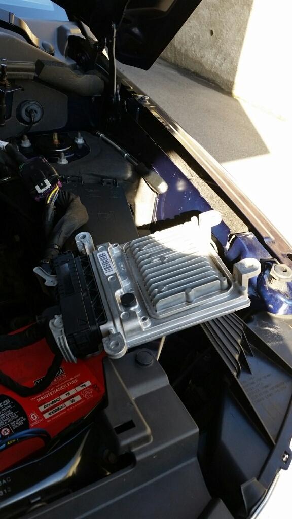 Jeep Copass 2.2 CRD 163 cv  Procedura sostituzione filtro gasolio 20160112