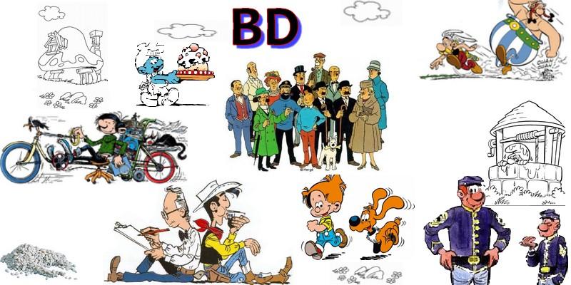 Les BD lues dans les années 80 et 90  Banier12