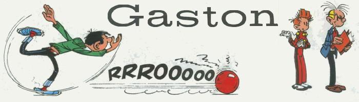 Les BD lues dans les années 80 et 90  Gaston10