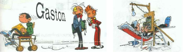 Les BD lues dans les années 80 et 90  Gaston14