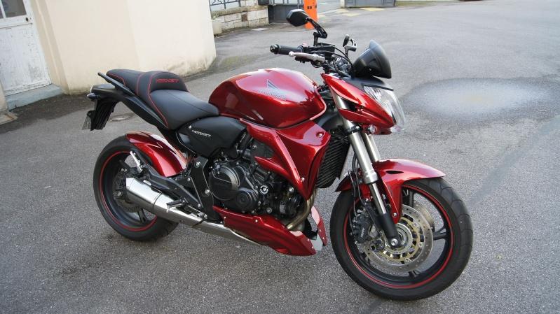 Je Vends Honda Hornet ABS Juin 2010 (21000km) Hornet13