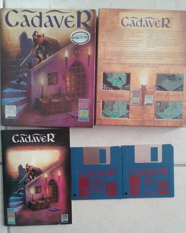 [Estimation] Collection de jeux pour Atari ST Cadave10