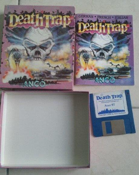 [Estimation] Collection de jeux pour Atari ST Deatht10