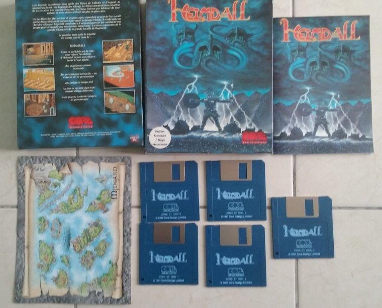 [Estimation] Collection de jeux pour Atari ST Heicid10