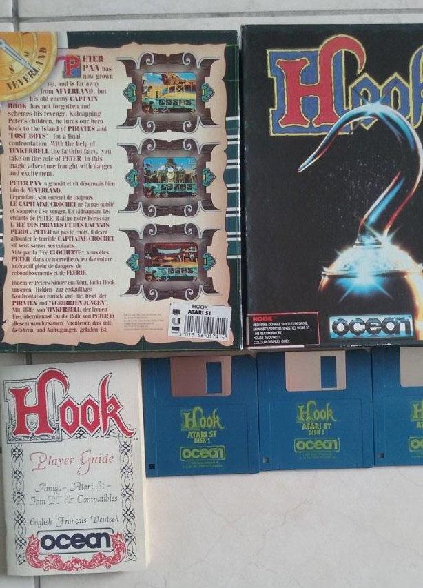 [Estimation] Collection de jeux pour Atari ST Hook-b10