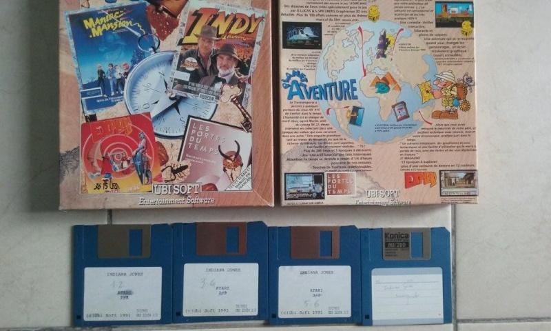 [Estimation] Collection de jeux pour Atari ST Indian10