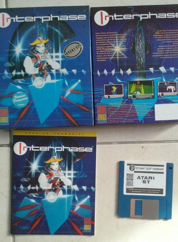 [Estimation] Collection de jeux pour Atari ST Interp10