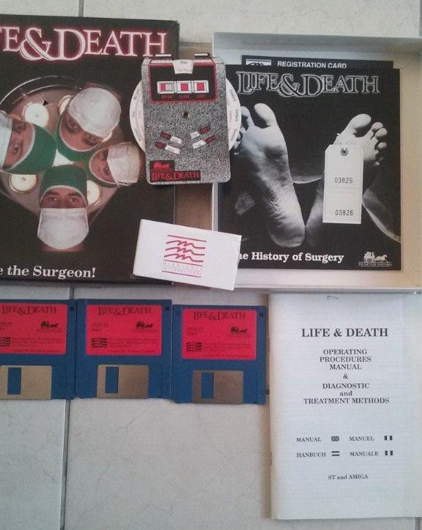 [Estimation] Collection de jeux pour Atari ST Lifede10
