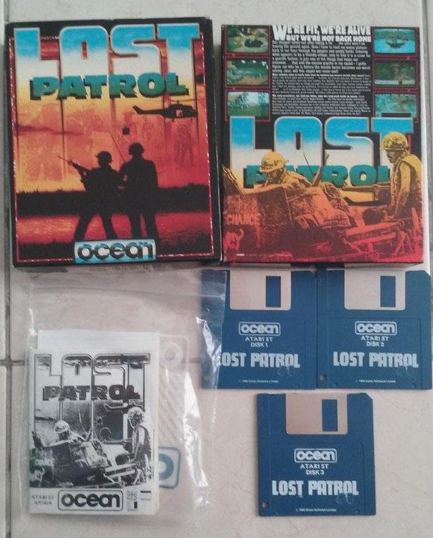 [Estimation] Collection de jeux pour Atari ST Lostpa10