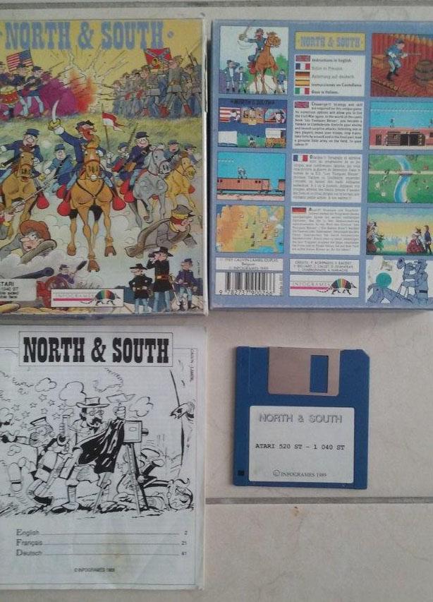 [Estimation] Collection de jeux pour Atari ST Norths10