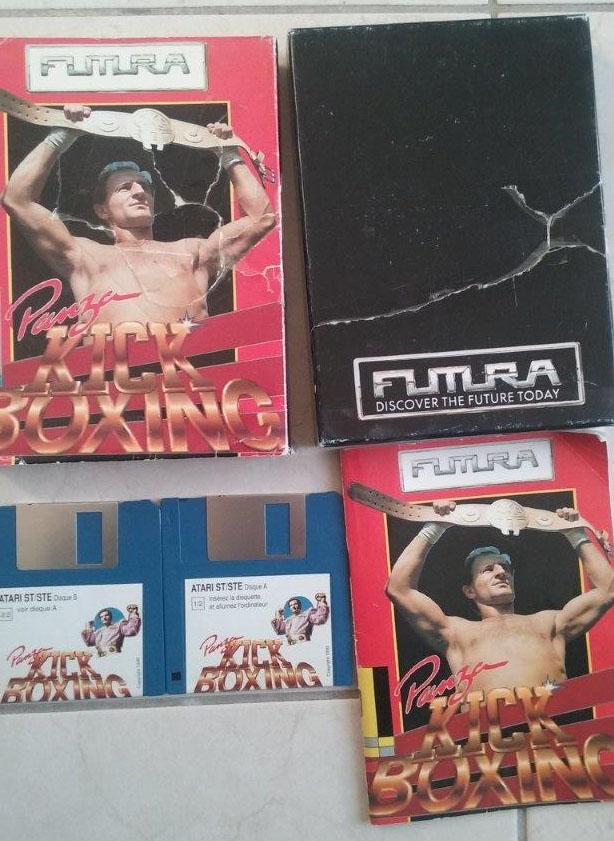 [Estimation] Collection de jeux pour Atari ST Panzak10