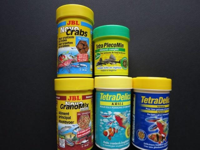 Nourriture sèche pour les BHTs en complément de la nourriture fraîche Img_0315