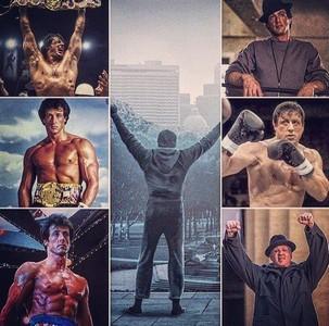 Rocky Balboa La saga 12715310