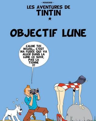 HUMOUR SEXY - 18  Tintin10