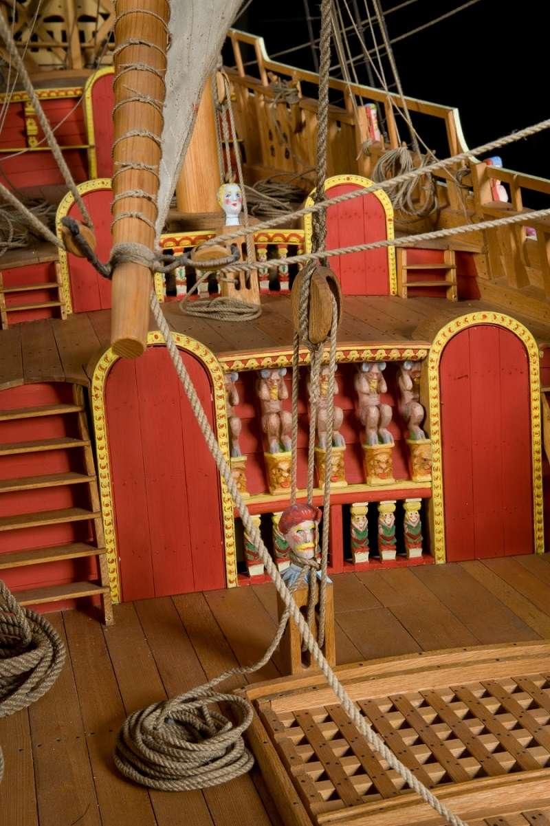 vasa - Lorenzo. Swedish Regal Ship VASA, scala 1:65 - Pagina 2 Vasamo11
