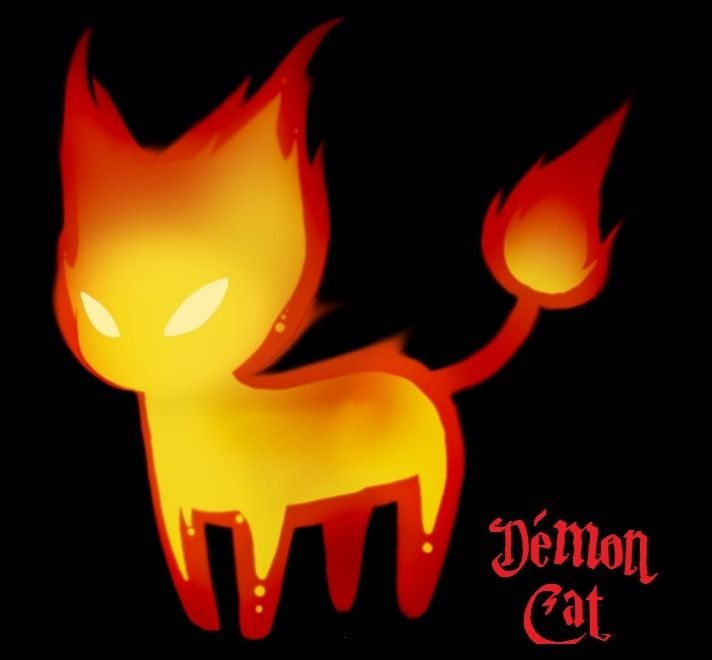 Démon Cat