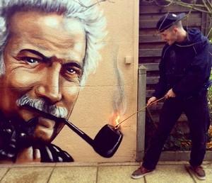 Graffiti chanteurs ( euses) 80,90 Brasse10