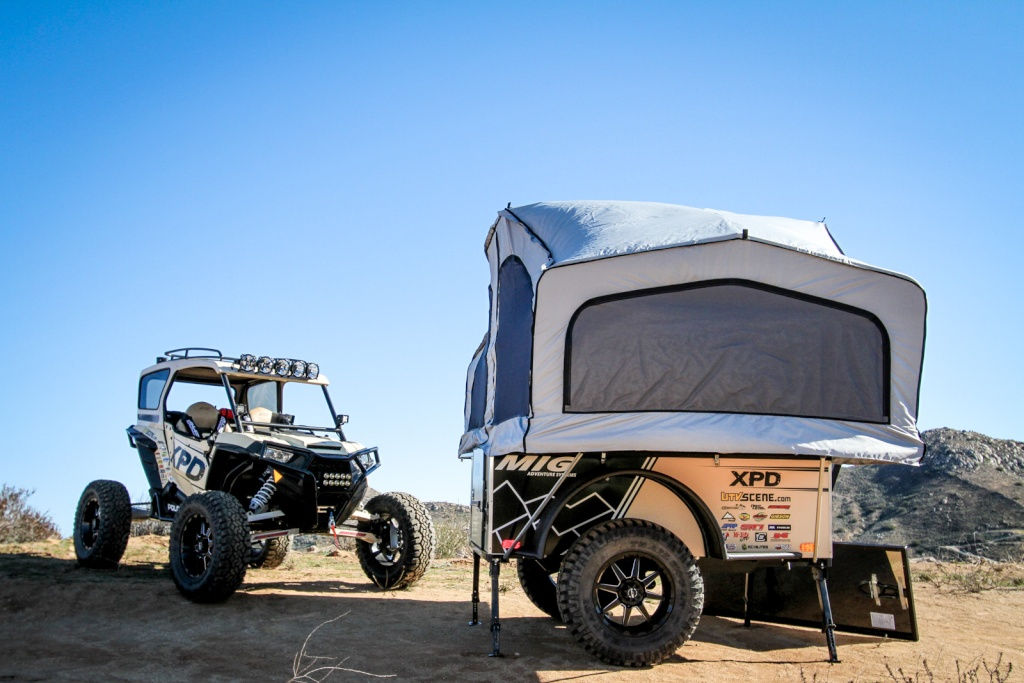 Polaris RZR Expedition Build Polari12