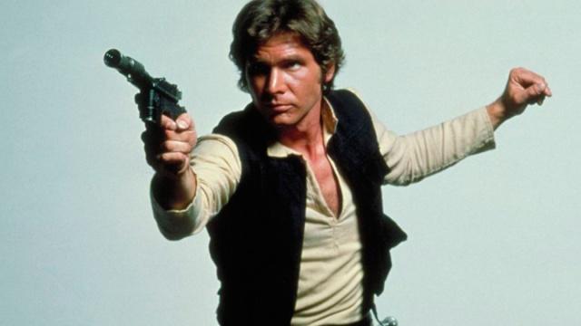 Images et dessins : Han Solo Grumpy10