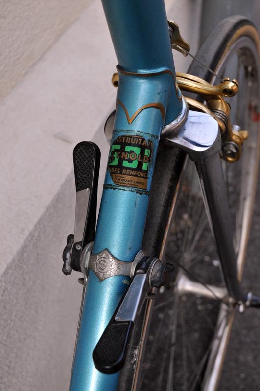 Lapébie 3 tubes Reynolds + Mafac 2000 Gold, 1981 Dsc_2321